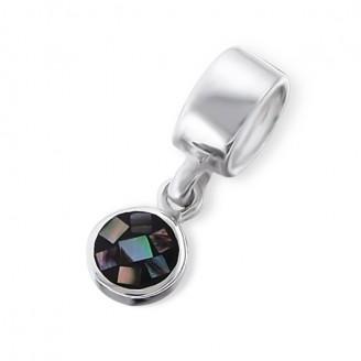 "Stříbrný korálek na Pandora náramek s přívěskem ""Shania"". Ag 925/1000"